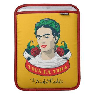 Capa Para iPad La Vida de Frida Kahlo | Viva