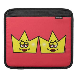 Capa Para iPad Lesbian Lesbica Rainha Queen Crown Coroa