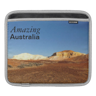 Capa Para iPad Luva de surpresa de Austrália IPad