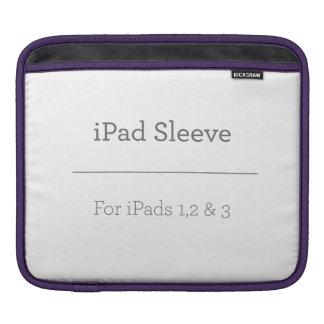 Capa Para iPad Luva personalizada do iPad