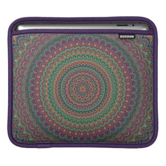 Capa Para iPad Mandala da flor