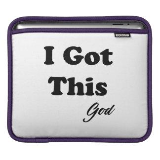 Capa Para iPad Mensagem do deus
