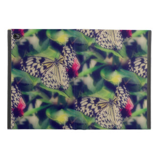 Capa Para iPad Mini 4 Colagem da borboleta