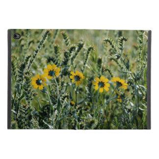Capa Para iPad Mini 4 Flores amarelas