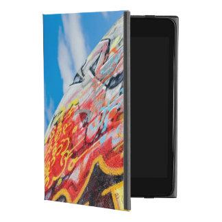 Capa Para iPad Mini 4 grafites do planeta