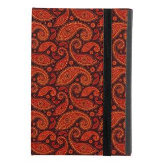 Capa Para iPad Mini 4 Padrões bonitos de paisley do redemoinho do bown