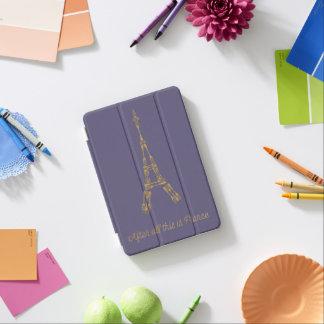 Capa Para iPad Mini A beleza e o animal | afinal isto são France