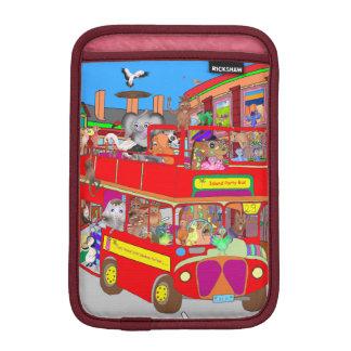 Capa Para iPad Mini A ilha de palma feliz visita pelos Feliz Juul