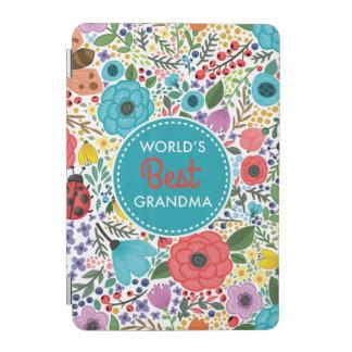Capa Para iPad Mini A melhor avó do mundo