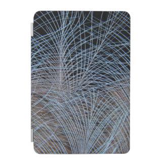 Capa Para iPad Mini Abstrato cinzento da pena