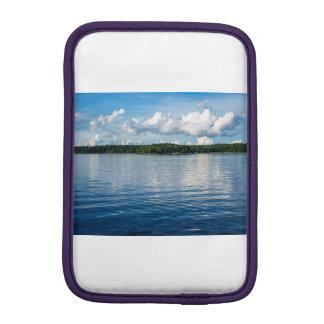 Capa Para iPad Mini Arquipélago na costa de mar Báltico na suecia