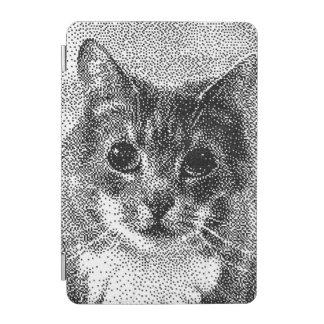 Capa Para iPad Mini Arte desenhado mão do pixel do estilo bonito do