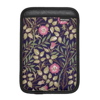 Capa Para iPad Mini Arte floral Nouveau do Briar doce de William