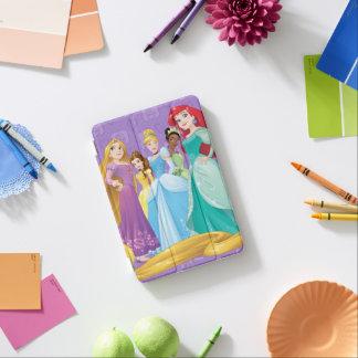 Capa Para iPad Mini As princesas de Disney | sem medo são ferozes