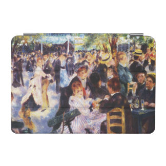 Capa Para iPad Mini Auguste Renoir - dance no la Galette de Le moulin
