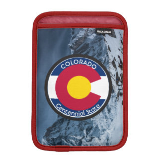 Capa Para iPad Mini Bandeira da circular de Colorado