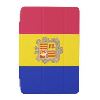 Capa Para iPad Mini Bandeira de Andorra
