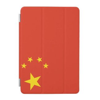 Capa Para iPad Mini Bandeira de China