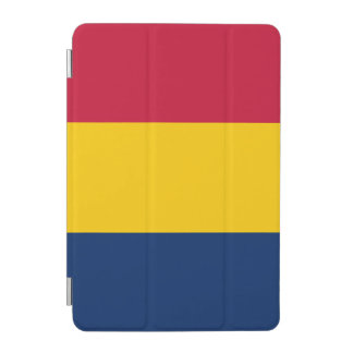 Capa Para iPad Mini Bandeira de República do Tchad