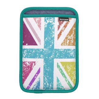 Capa Para iPad Mini Bandeira de união afligida colorido