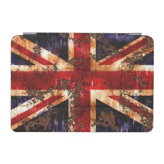Capa Para iPad Mini Bandeira patriótica oxidada de Reino Unido