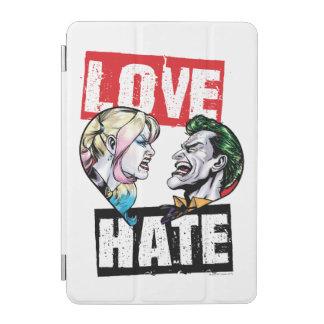 Capa Para iPad Mini Batman | Harley Quinn & amor do palhaço/ódio