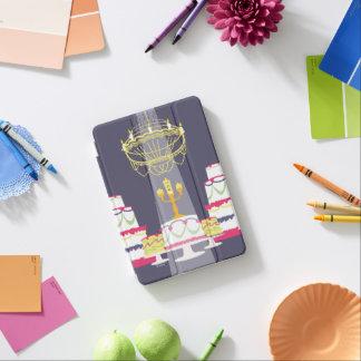 Capa Para iPad Mini Belle | Lumiere com bolos