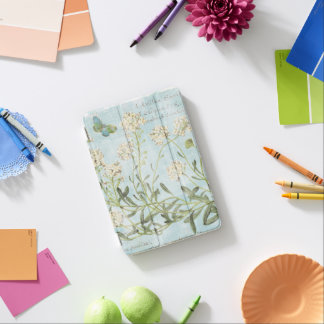 Capa Para iPad Mini Botânico azul