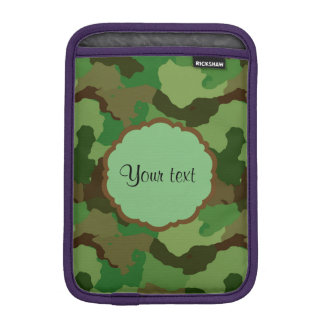 Capa Para iPad Mini Camuflagem
