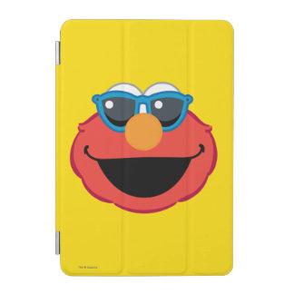 Capa Para iPad Mini Cara de sorriso de Elmo com óculos de sol