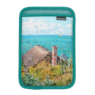 Capa Para iPad Mini Claude Monet a cabine em belas artes do