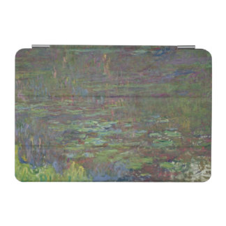 Capa Para iPad Mini Claude Monet | Waterlilies no por do sol