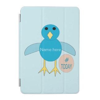 Capa Para iPad Mini Cobrir mínimo do iPad azul feito sob encomenda do