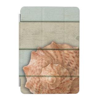 Capa Para iPad Mini Conch Shell