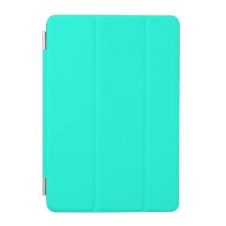 Capa Para iPad Mini Cor brilhante de turquesa
