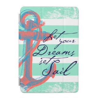 Capa Para iPad Mini Deixe sua vela ajustada sonhos