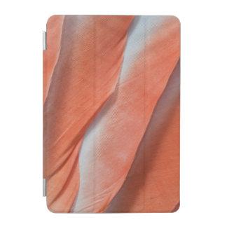 Capa Para iPad Mini Design da pena do Cockatoo cor-de-rosa