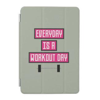 Capa Para iPad Mini Dia diário Z52c3 do exercício