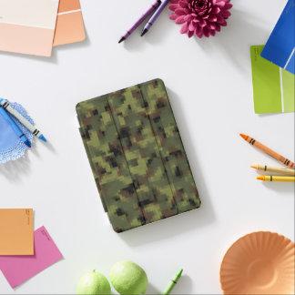 Capa Para iPad Mini Digitas verdes Camo militar