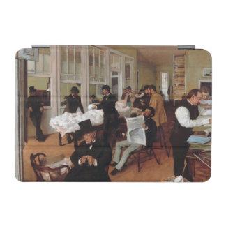 Capa Para iPad Mini EDGAR DESGASEIFICA o escritório do algodão de A em