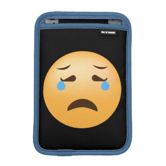 Capa Para iPad Mini Emoji triste