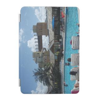 Capa Para iPad Mini Estância de Verão do por do sol, caso do iPad de