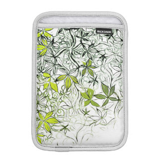 Capa Para iPad Mini Fundo floral moderno 234