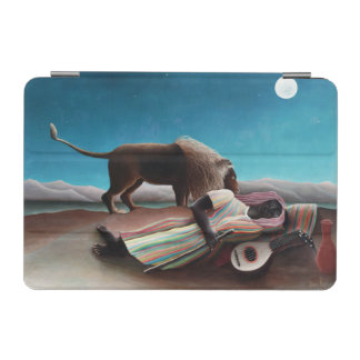 Capa Para iPad Mini Henri Rousseau o vintage aciganado do sono
