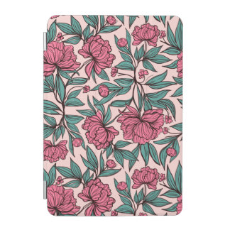 Capa Para iPad Mini Ilustração tirada do rosa da laranja doce mão