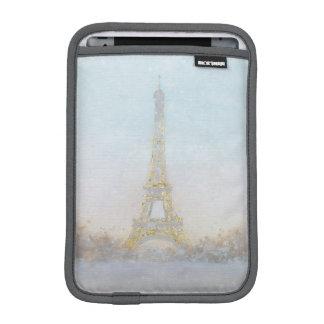 Capa Para iPad Mini Imagem da aguarela   de Eiffel Towe