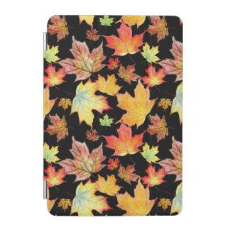 Capa Para iPad Mini iPad da folha de bordo do outono