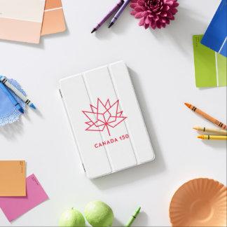 Capa Para iPad Mini Logotipo do oficial de Canadá 150 - esboço