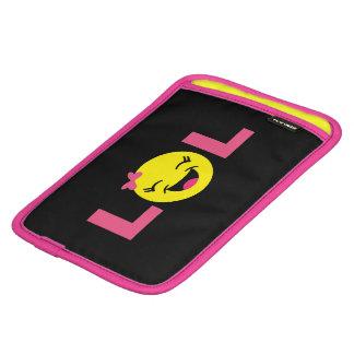 Capa Para iPad Mini LOL feminino Emoji