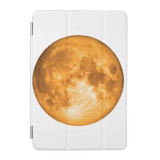 Capa Para iPad Mini Lua cheia alaranjada